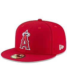 New Era Los Angeles Angels Authentic Collection 59FIFTY Fitted Cap