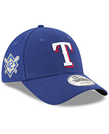 New Era Texas Rangers Jackie Robinson Collection 9FORTY Cap