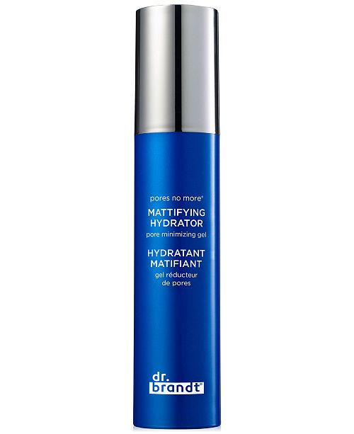 Dr. Brandt Pores No More Mattifying Hydrator Pore Minimizing Gel, 1.4 fl. oz.