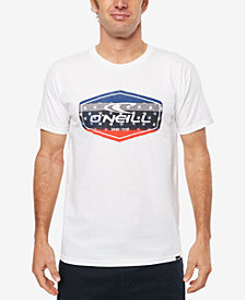 O'Neill Men's Filler Logo-Print T-Shirt