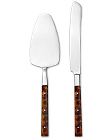 Argent Orfèvres  Hampton Forge St Laurent Cake Knife & Server Set