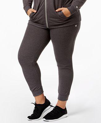 Champion Plus Size Jogger Sweatpants Pants Plus Sizes Macys