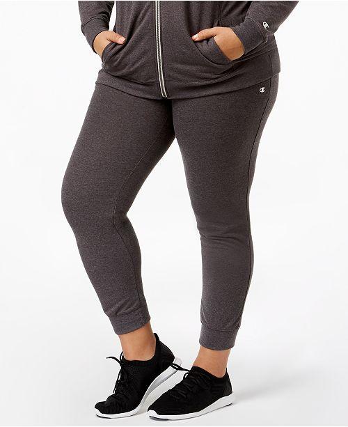 4d3dd5108362 Champion Plus Size Jogger Sweatpants  Champion Plus Size Jogger Sweatpants  ...