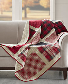 "Woolrich Huntington 50"" x 70"" Oversized Quilted Throw"
