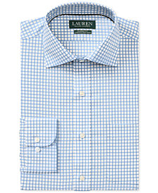 Lauren Ralph Lauren Men's Classic Fit Non-Iron Dress Shirt