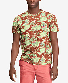 Polo Ralph Lauren Men's Classic Fit Printed T-Shirt