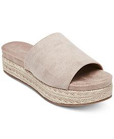 Madden Girl Eltie Espadrille Flatform Sandals