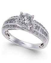 09c80d52f Diamond Engagement Ring (1-3/4 ct. t.w.) in 14k White