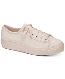 Keds Women's Triplekick Lace-Up Fashion Sneakers