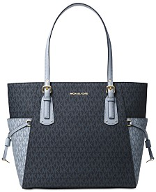 Michael Kors Voyager East West Signature Tote