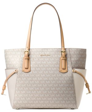 Michael Michael Kors Voyager East West Small Signature Tote 5855604