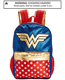 DC Comics® Wonder Woman Backpack, Little & Big Girls