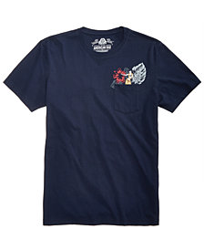 American Rag Men's Hula Girl Pocket T-Shirt, Created for Macy's
