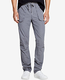 DKNY Men's Classic-Fit Drawstring Pants, Created for Macy's