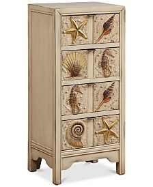 Shoals 4-Drawer Chest, Quick Ship