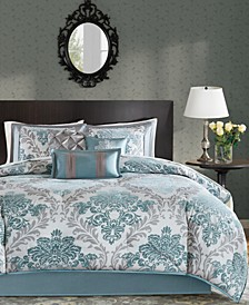 Bella 7-Pc. California King Comforter Set