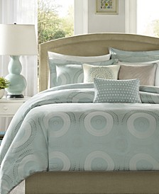 Baxter 7-Pc. California King Comforter Set