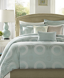 Madison Park Baxter 7-Pc. Queen Comforter Set