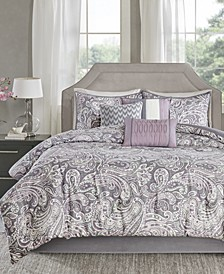 Gabby 7-Pc. Queen Comforter Set