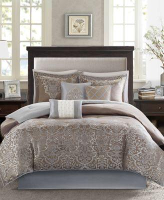 Vanessa 7-Pc. Queen Comforter Set
