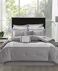 Stratford Queen 8-Pc. Comforter Set