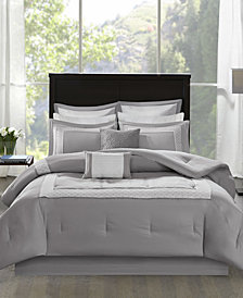 Madison Park Stratford King 8-Pc. Comforter Set