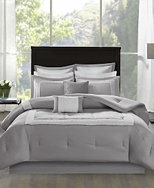Madison Park Stratford Queen 8-Pc. Comforter Set