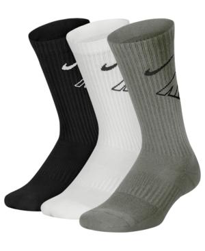 Nike 3-Pk. Cushioned...