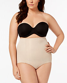 Miraclesuit Women's  Extra Firm Tummy-Control High Waist Brief 2705