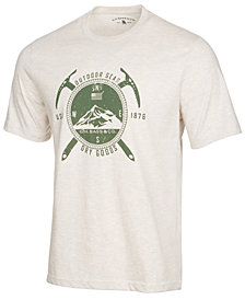 G.H. Bass & Co. Men's Outdoor Gear Logo-Print T-Shirt