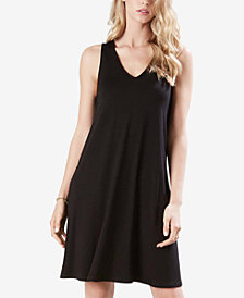 Karen Kane Popover V-Neck Tank Dress