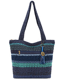 The Sak Amberly Crochet Large Tote