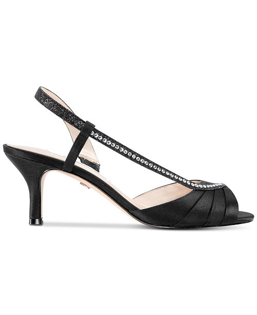 6a304ad8bbc7 Nina Cabell Evening Sandals   Reviews - Sandals   Flip Flops - Shoes ...