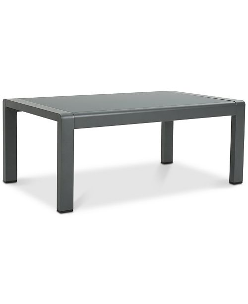 Furniture Madrid Outdoor Coffee Table, Quick Ship