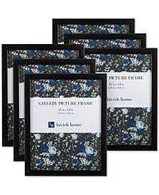 "6-Pc. 11"" x 14"" Picture Frame Wall Gallery Set"