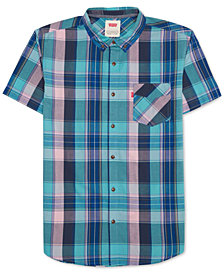Levi's® Men's Plaid Pocket Shirt