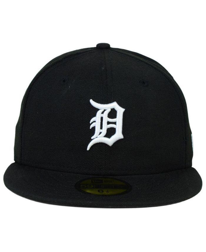 New Era Detroit Tigers Men's B-Dub 59FIFTY Fitted Cap & Reviews - Sports Fan Shop By Lids - Men - Macy's