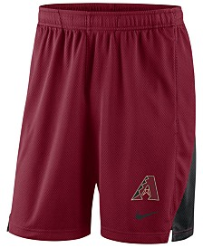 Nike Men's Arizona Diamondbacks Dry Franchise Shorts