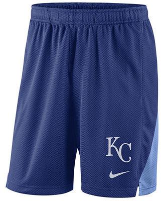 Nike Men S Kansas City Royals Dry Franchise Shorts