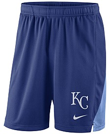 Nike Men's Kansas City Royals Dry Franchise Shorts