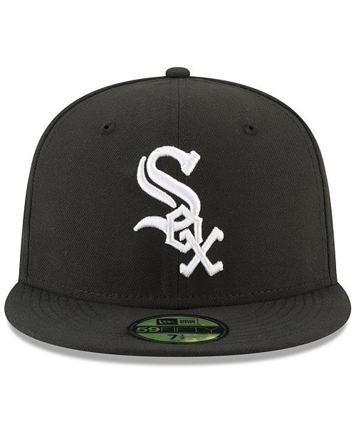 huge discount fe4fb 335ea ... New Era Chicago White Sox Jackie Robinson Day 59FIFTY FITTED Cap ...