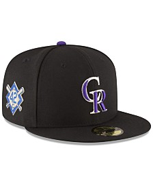 New Era Colorado Rockies Jackie Robinson Day 59FIFTY FITTED Cap