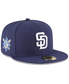 New Era San Diego Padres Jackie Robinson Day 59FIFTY FITTED Cap