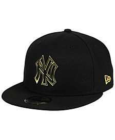 New Era New York Yankees Framed Out 9FIFTY Snapback Cap