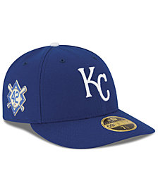 New Era Kansas City Royals Jackie Robinson Day Low Profile 59FIFTY FITTED Cap