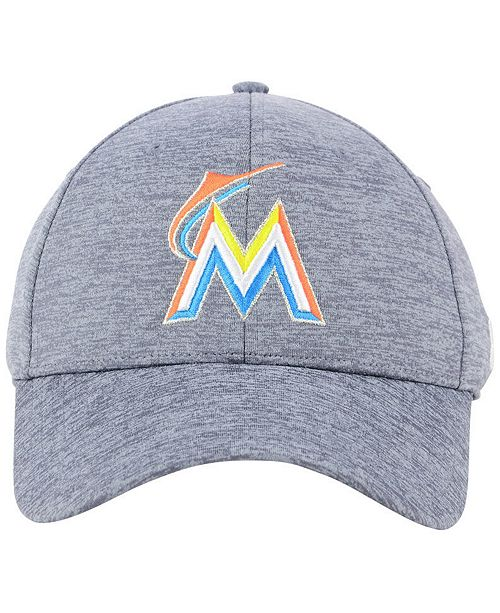 new styles 1f1f7 680b0 Under Armour Miami Marlins Twist Closer Cap - Sports Fan Shop By Lids - Men  - Macy s