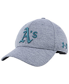 Under Armour Oakland Athletics Twist Closer Cap