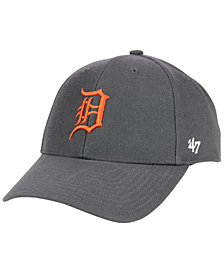 low priced 3b838 abf6f  47 Brand Detroit Tigers Charcoal MVP Cap ·