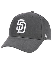 San Diego Padres Charcoal MVP Cap
