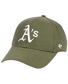 '47 Brand Oakland Athletics Olive MVP Cap